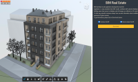 Purchasing and renting real estate has become simple with The BIM Real Estate (BRE) app