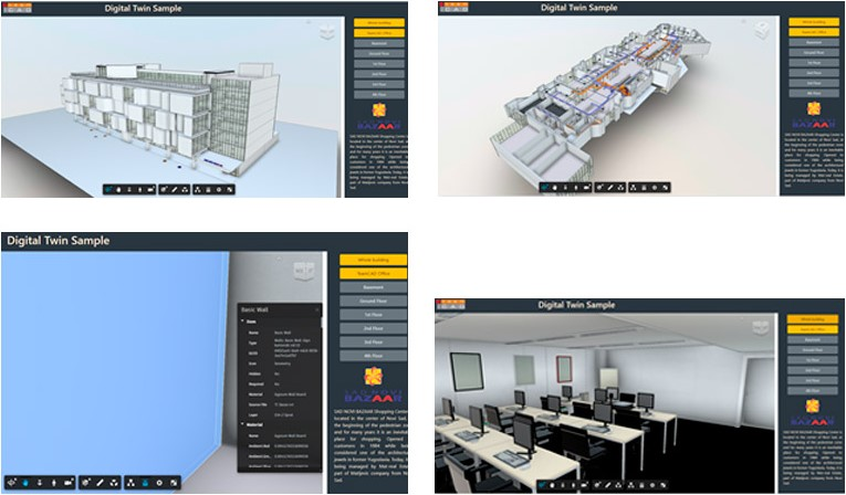 DIGITAL TWIN TECHNOLOGY AND ITS APPLICATION IN THE DIFFERENT TECHNICAL DISCIPLINES WITH REFERENCE IN THE CONSTRUCTION INDUSTRY